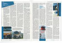 Interjú a Truck Magazinban Szabó Nelli
